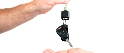car key lost